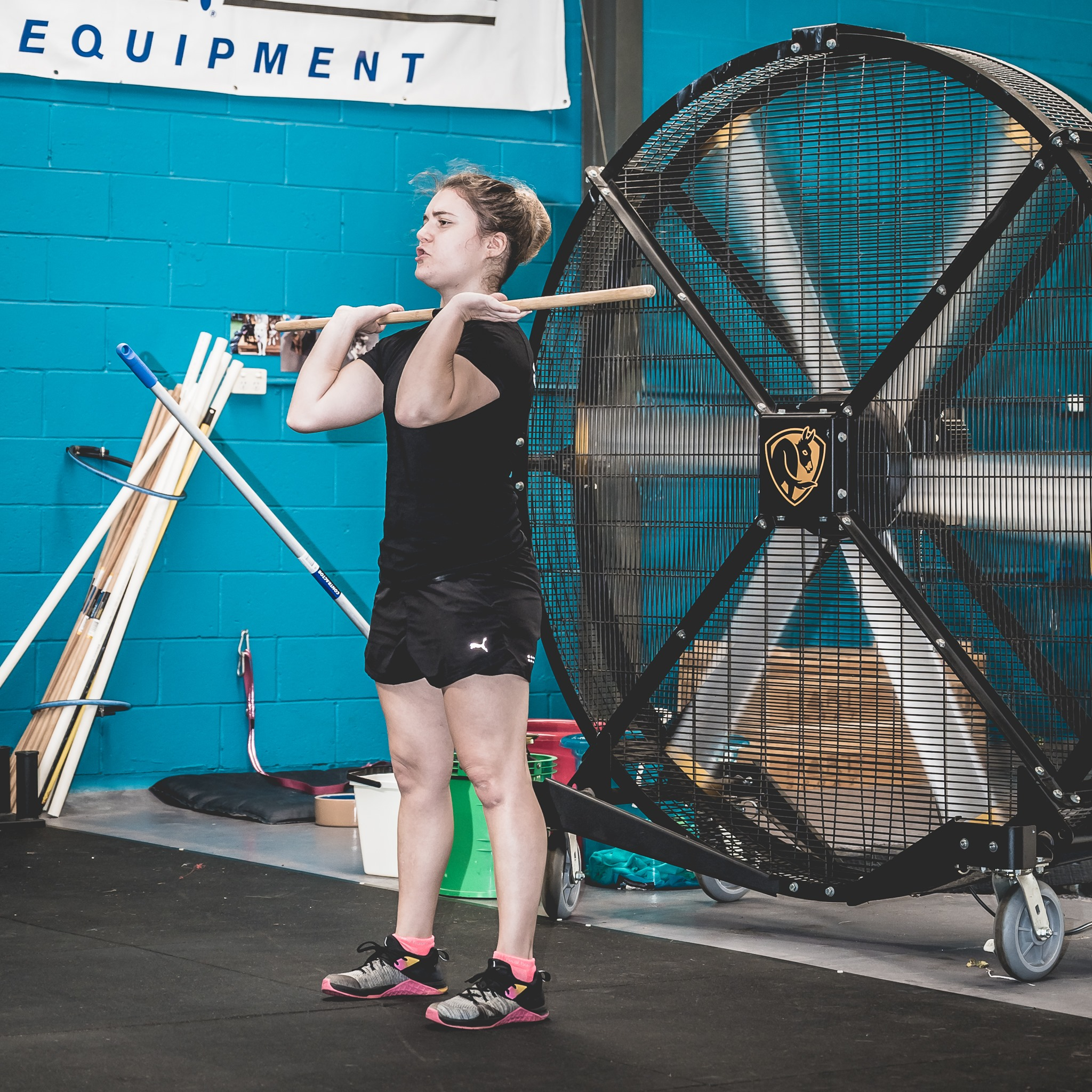 Courtney Endres, Exercise Physiologist